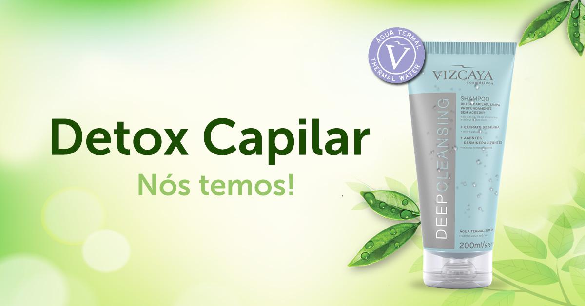 Detox Capilar