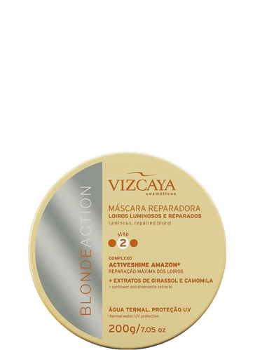 Mascara-Blonde-Action-200g