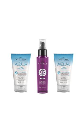 kit-hidratante-aqua-cc-cream-vizcaya