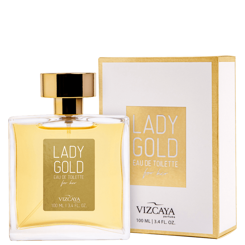 Lady Gold EDT